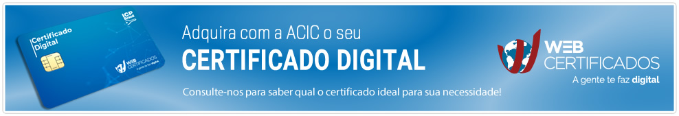 Certificado Digital ACIC
